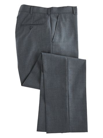 Personal Choice Poly/Wool Blend Suit Pants - Image 3 of 5