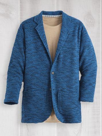 Scandia Woods Knit Jacket