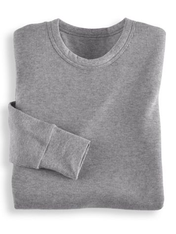 Scandia Woods Cotton Thermal Underwear Shirt - Image 1 of 5