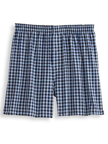 Munsingwear® Woven Cotton Boxers - Image 1 of 4