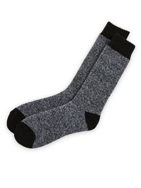 Thermal Terry-Lined Socks 1-Pack