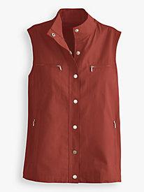 Scandia Woods® Canvas Cargo Vest