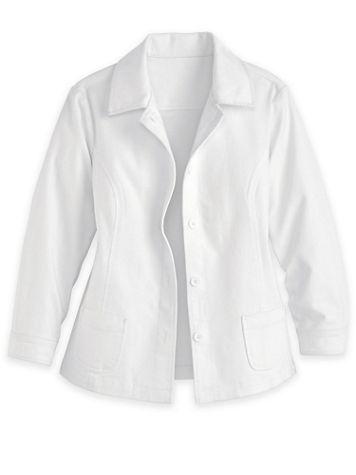 Soft Denim Jacket - Image 2 of 2