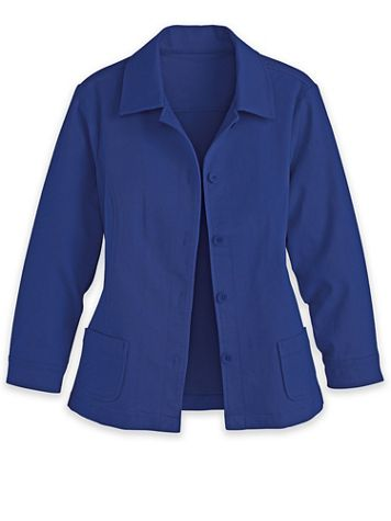 Soft Denim Jacket - Image 2 of 3