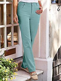 Amanda Stretch-Fit Jeans by Gloria Vanderbilt