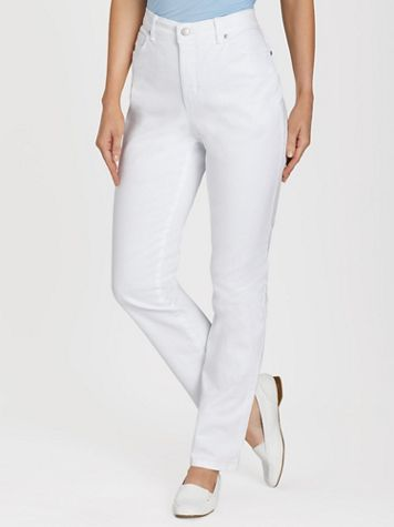 Amanda Stretch-Fit Jeans by Gloria Vanderbilt - Image 13 of 15