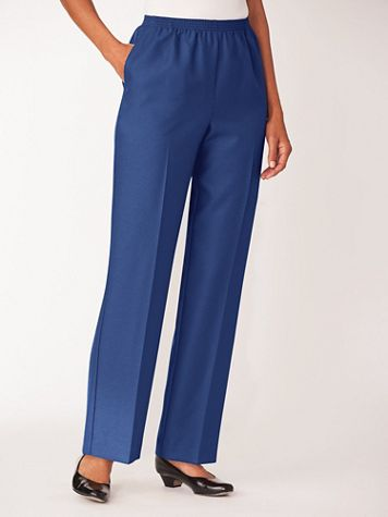 Alfred Dunner® Classic Pants - Image 1 of 15