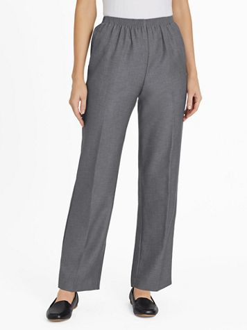 Alfred Dunner® Classic Pants - Image 1 of 9