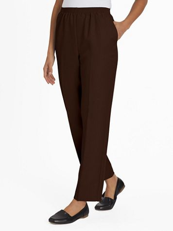 Alfred Dunner® Classic Pants - Image 6 of 16
