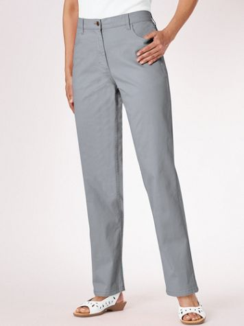 Denim-Eze Jeans and Twill Pants - Image 0 of 2