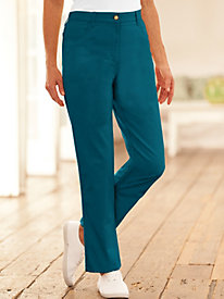 Denim-Eze Stretch Jeans and Twills