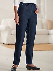 Silhouette Slimmers® Perfect-Fit Jeans