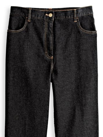 Denim-Eze Capris - Image 0 of 1