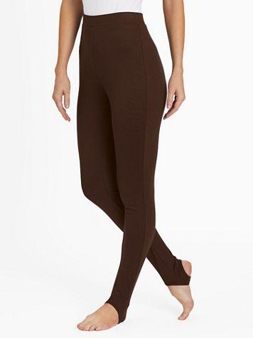 Knit Stirrup Pants - Image 3 of 3
