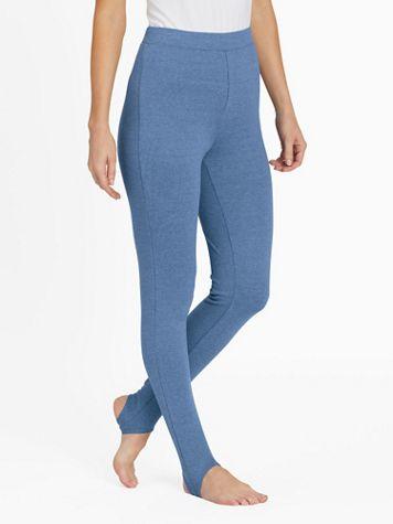 Knit Stirrup Pants - Image 5 of 7