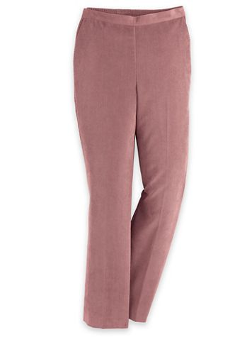 Alfred Dunner® Corduroy Pants - Image 2 of 3