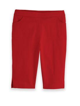 Alfred Dunner Americana Shorts