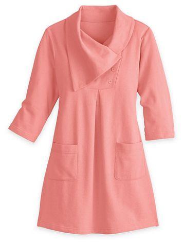 Lightweight Fleece Tunic - Image 2 of 2