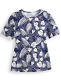 Bonita Print Top by Blair