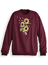 Fall Screen-Print Sweatshirts