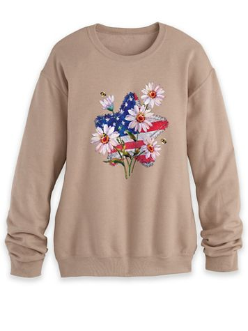 Graphic Sweatshirt - Image 1 of 20