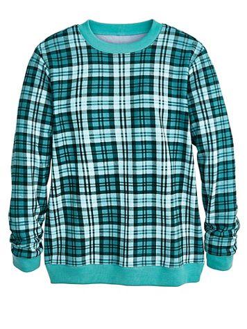 Print Better-Than-Basic Fleece Sweatshirt - Image 3 of 3