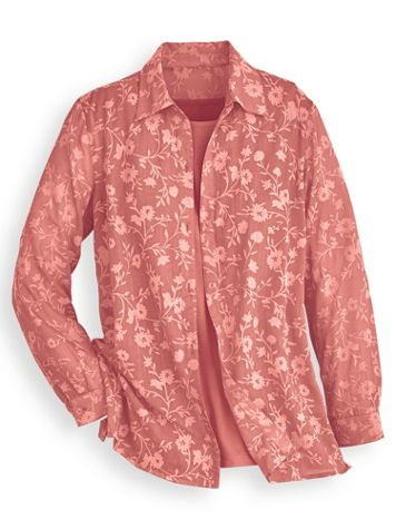 Floral Twinset - Image 0 of 1