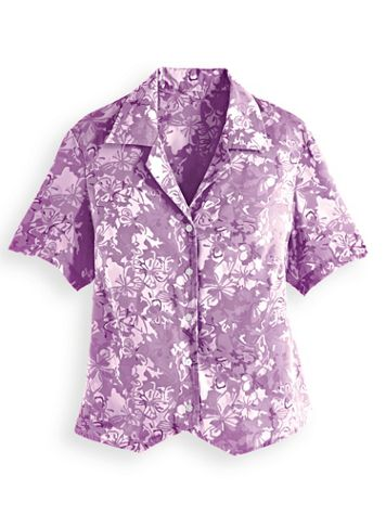 Floral Weskit Blouse - Image 2 of 2