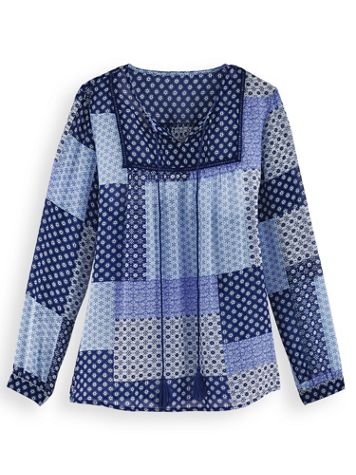 Patchwork Top - Image 0 of 1