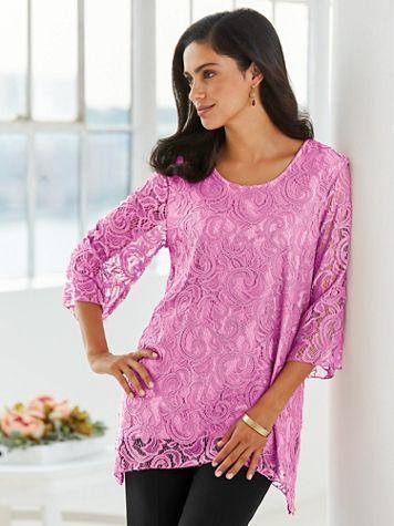 Lace Tunic - Image 1 of 7