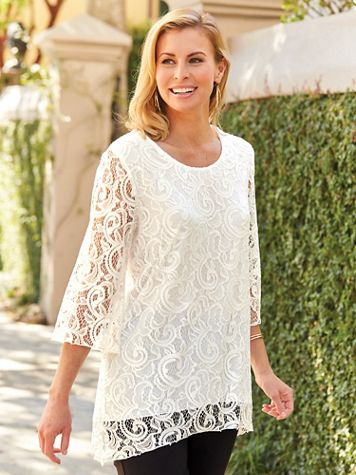 Lace Tunic - Image 5 of 5