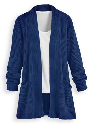 Lofty Newport Cardigan Sweater - Image 2 of 3
