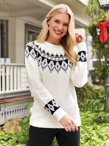 Fair Isle Sweater - Image 3 of 3