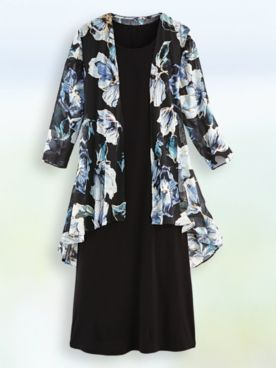 Elisabeth Williams® Jacket Dress