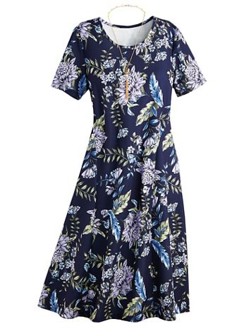 Elisabeth Williams® Knit Dress