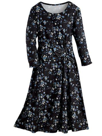 Elisabeth Williams® Side-Ruched Dress - Image 3 of 3