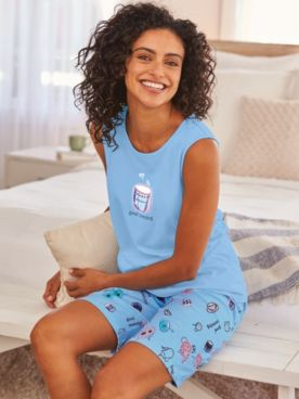 Sweet Dreams Short Pajama Set