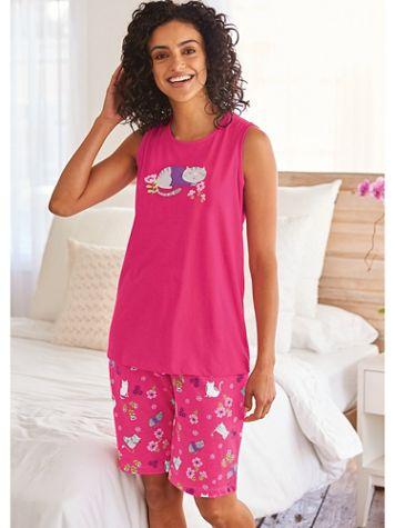 Sweet Dreams Short Pajama Set - Image 1 of 3