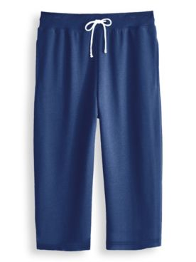 French Terry Lounge Capris