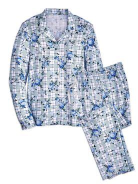 Floral Pajama Set by Sporto®