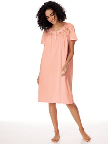 Knit Nightgown - Image 1 of 5