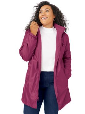 Totes® Longer-Length Water-Resistant Storm Parka