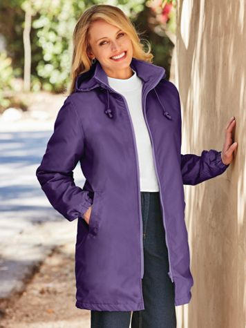 Totes® Longer-Length Water-Resistant Storm Parka  - Image 1 of 6