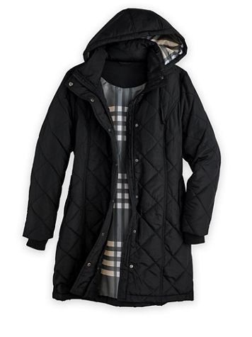 Rushmore Water-Resistant Quilted Parka - Image 3 of 4
