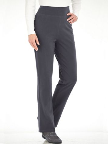 Flat Waist Yoga Pants - Image 1 of 3