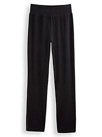 Flat Waist Yoga Pants by Blair