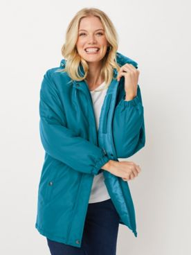 Totes Water-Resistant Insulated Parka