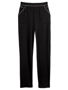 Contrast Stitch Active Pants