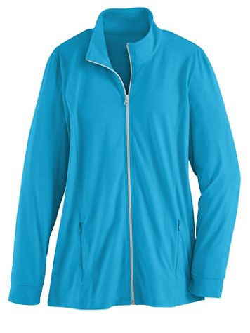 Knit Active Jacket - Image 1 of 4