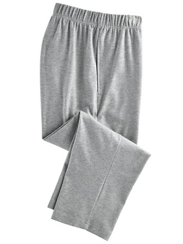 Knit Activewear Capris - Image 2 of 2
